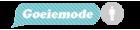 Logo van Goeiemode
