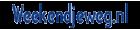 Logo van Weekendje Weg