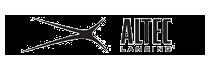 Logo van Altec Lansing