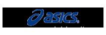 Logo van Asics