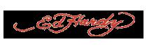 Logo van Ed Hardy