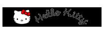 Logo van Hello Kitty