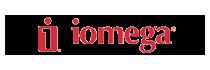 Logo van Iomega