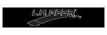 Logo van L.A. Gear