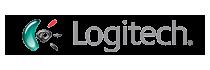 Logo van Logitech