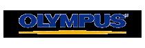 Logo van Olympus