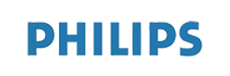 Logo van Philips