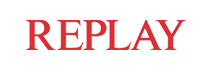 Logo van Replay