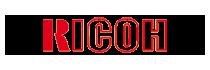 Logo van Ricoh