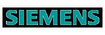 Logo van Siemens