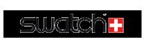Logo van Swatch