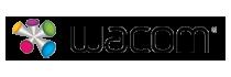 Logo van Wacom