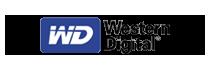 Logo van Western Digital