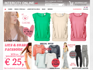 Intercity Online